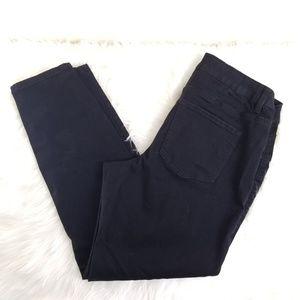 Maurices Black Slim Leg Pants B111